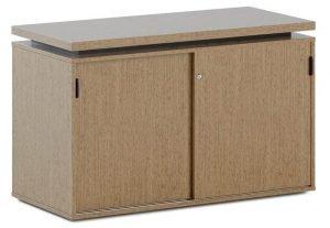Armário para escritório de madeira (1)