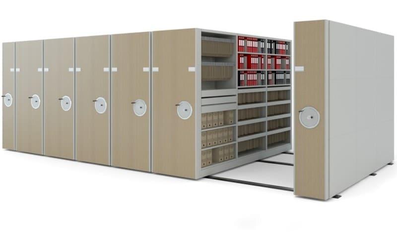 Arquivo de aço para escritório (2)