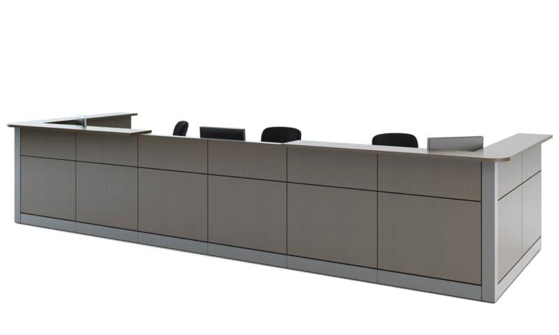 Balcão para recepção de escritório (2)