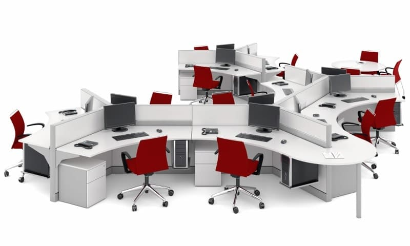 Biombo divisória escritório (2)