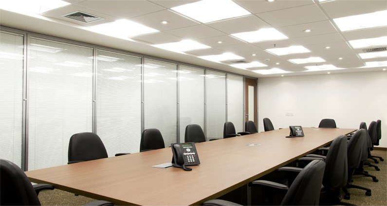 Mesa de reunião para escritório (2)